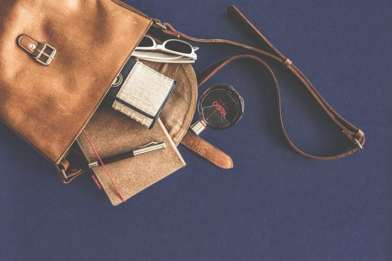 Bluetooth-Tracker für Deine Tasche mit Deinen Wertsachen
