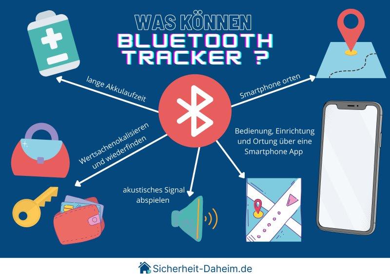 Was können Bluetooth-Tracker?