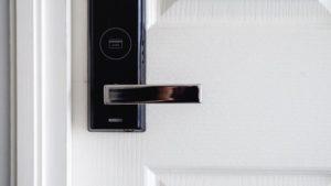Beispiel für ein Smartes Türschloss